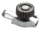 Quick Rope/Wire Connector, galvanized