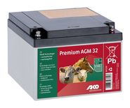 Premium AGM Akku 32