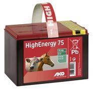 High Energy Saline 9 Volt Dry Battery