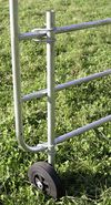Stabiliser for Adjustable Pasture Gates