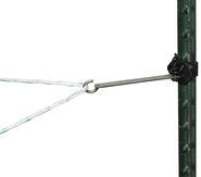 Rope Corner Solution for T-Post