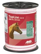 TopLine Fence Tape 20 mm